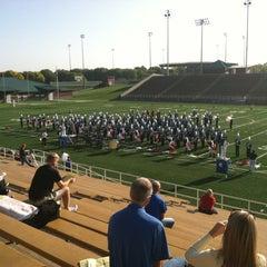 Photo taken at Seacrest Field by Nikki B. on 9/29/2012