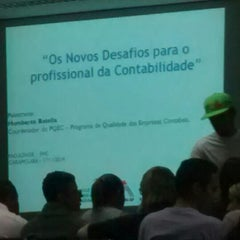 Photo taken at Faculdade Nossa Cidade FNC by Bianca Q. on 11/17/2014