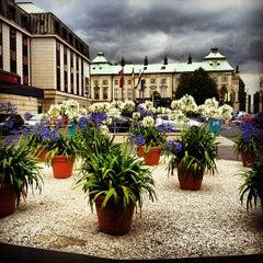 Das Foto wurde bei The Westin Bellevue Dresden von Mighty T. am 8/13/2013 aufgenommen