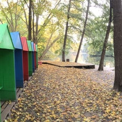 Das Foto wurde bei Neuer See von Vegard K. am 10/25/2015 aufgenommen