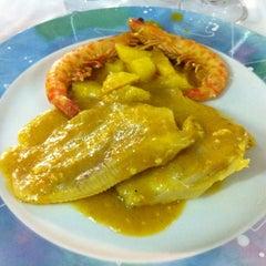 Foto tomada en Restaurante Casa Jaime de Peñiscola por Esther M. el 7/17/2013