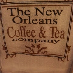 Photo taken at The New Orleans Coffee & Tea Company by Luis M. on 2/22/2014