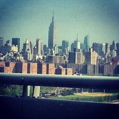 Photo taken at Grand St. & FDR Dr. by MrABeverywhere on 6/24/2013