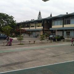Photo taken at Colegio Mercedarias by Victor A. on 11/28/2013