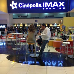 Photo taken at Cinépolis by Claudia P. on 5/27/2013
