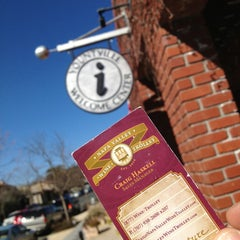 Photo taken at Yountville Visitors Center by Craig H. on 2/15/2013