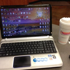Photo taken at Dunkin Donuts by Nick P. on 9/19/2013