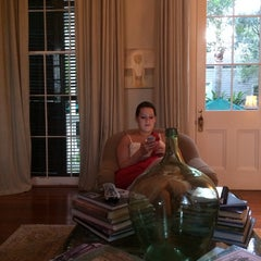 Photo taken at Terrell House Bed and Breakfast by Diego S. on 10/9/2013