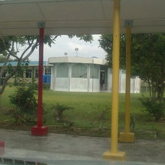 Photo taken at SMKA Igan by Ismaily H. on 9/17/2012