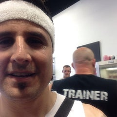 Photo taken at Title Boxing Club by Marc V. on 5/31/2014