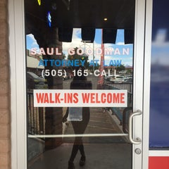 Photo taken at Saul Goodman's Office by Gleim on 10/8/2015