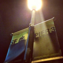 Photo taken at Pier 3 by Tam D. on 11/22/2012