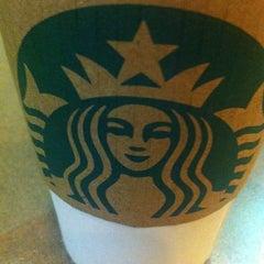 Photo taken at Starbucks by Petr K. on 2/17/2013