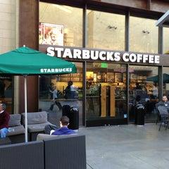 Photo taken at Starbucks by Emre O. on 2/13/2013