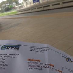 Photo taken at Stesen KTM Alor Star by Azreen A. on 11/8/2015