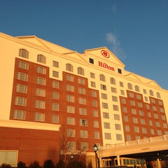 Photo taken at Hilton Columbus/Polaris by Joe B. on 1/20/2013