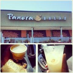 Photo taken at Panera Bread by Aaron G. on 5/4/2013