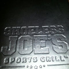Photo taken at Shoeless Joe's by Rob W. on 10/18/2012