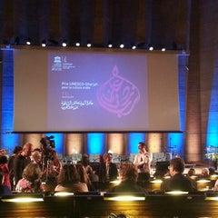 Photo taken at UNESCO by kaiser on 4/25/2013