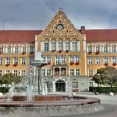 Photo taken at Náměstí ČSA by Martin G. on 10/14/2012
