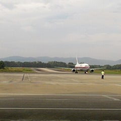 Photo taken at Sultan Ahmad Shah Airport (KUA) by Feini T. on 12/30/2012