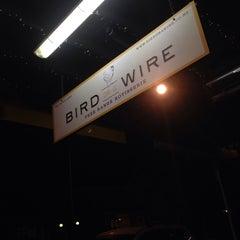 Photo taken at Bird On A Wire by Alex W. on 9/15/2014