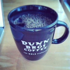 Photo taken at Dunn Bros Coffee by Anthony V. on 5/6/2013