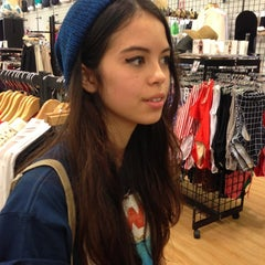 Photo taken at American Apparel by Janice P. on 9/29/2012