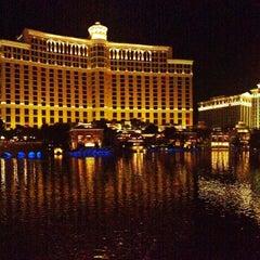 Photo taken at Bellagio Hotel & Casino by Anna Q. on 5/13/2013