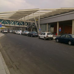 Photo taken at Terminal 3 by Marwan A. on 10/24/2012