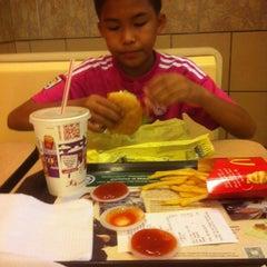 Photo taken at McDonald's Kota Bharu Mall by DAMIAAMIR on 5/19/2015