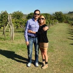 Photo taken at Agriturismo Guardastelle - Sovestro in Poggio Winery by deniz o. on 10/17/2013