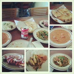 Photo taken at Naan N Masala by Anna V. on 12/18/2012