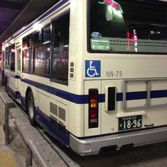 Photo taken at 中村公園バスターミナル by Hirokazu K. on 4/28/2013