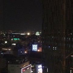 Photo taken at JRセントラルタワーズ (JR Central Towers) by Hirokazu K. on 5/29/2015