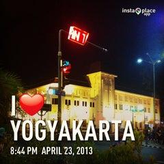 Photo taken at Yogyakarta by Om Danz K. on 4/23/2013