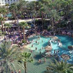 Photo taken at Hard Rock Hotel Las Vegas by Peggy W. on 5/11/2013