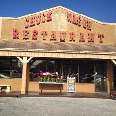 Photo taken at Chuck Wagon Restaurant by Sebastian R. on 8/16/2014