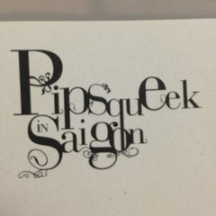Photo taken at Pipsqueek In Saigon by Danni F. on 6/12/2013