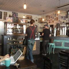 Photo taken at Dun-Well Doughnuts by sharilyn on 9/28/2012