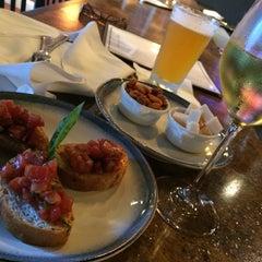 Photo taken at The WineSellar & Brasserie by Teresa H. on 8/8/2014
