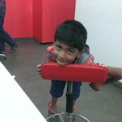 Photo taken at Vodafone Store - T Nagar by Suvega S. on 4/20/2014