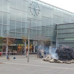 Photo taken at Praterstern by Alexander D. on 10/17/2012