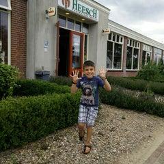 Photo taken at Pannenkoekenhuis Heesch by Peter N. on 7/21/2015