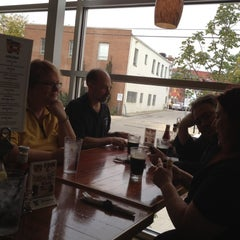 Photo taken at Michael's Goody Boy by Maria V. on 9/28/2012