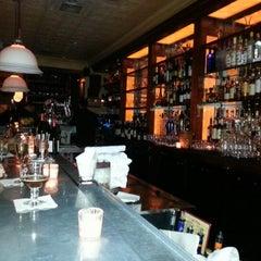 Photo taken at Zinc Bistro by Ken F. on 10/20/2012