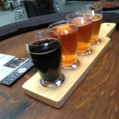Photo taken at Iron Fist Brewing by Denise C. on 3/2/2013