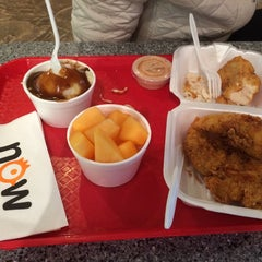 Photo taken at Chicken Now by Luis C. on 11/18/2014