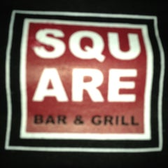 Photo taken at Square Bar & Grill by Zach R. on 5/3/2013