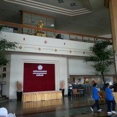 Photo taken at Thumrin Thana Hotel (โรงแรมธรรมรินทร์ธนา) by Kritsanucha® W. on 11/26/2012